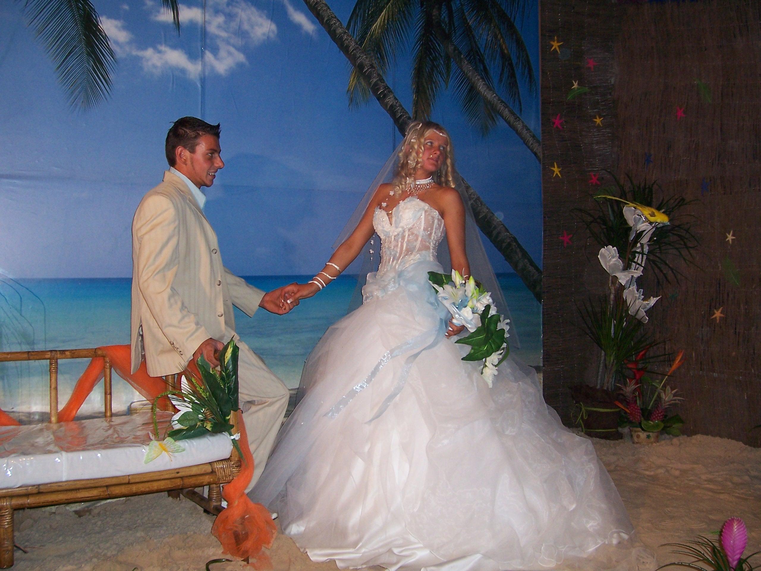 robe mariage gitan - Mariage Gitan Voyageur